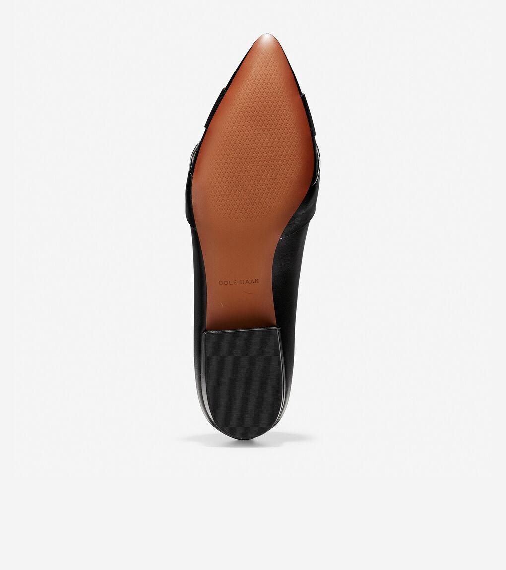 Womens Camila Skimmer Flat