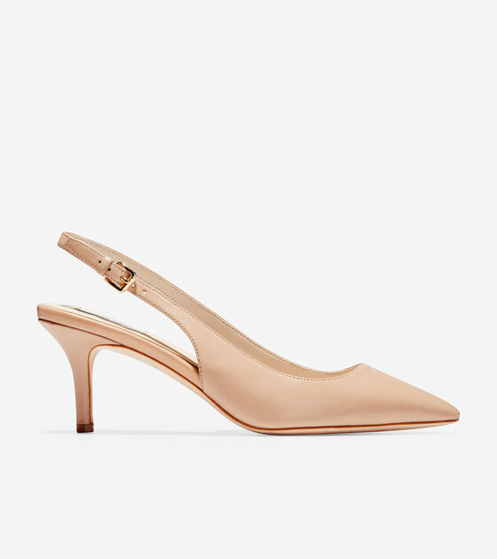 Heels & Wedges > Vesta Slingback Pump (65mm)