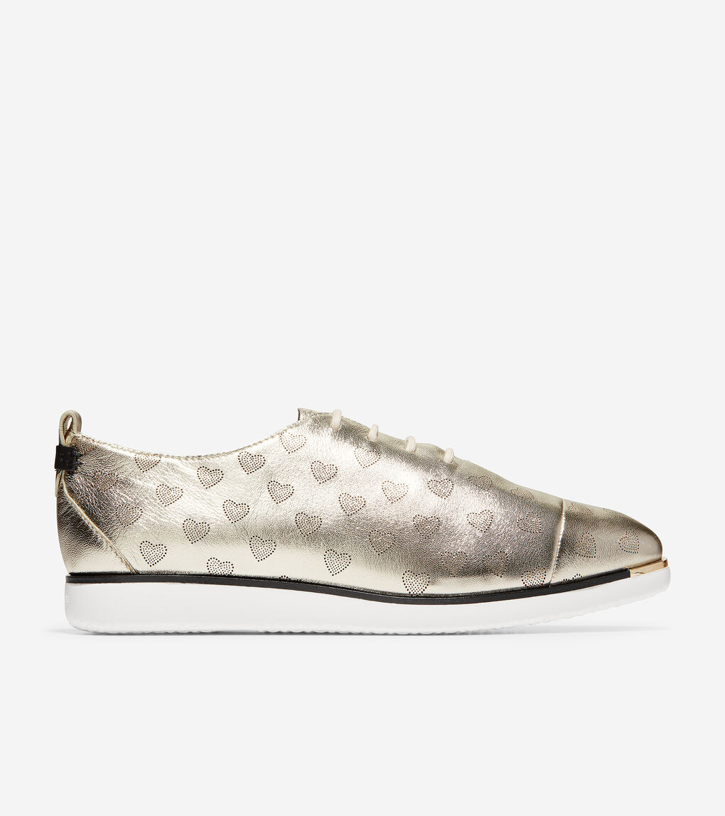 Womens Cole Haan x Rodarte Lace Up Sneaker