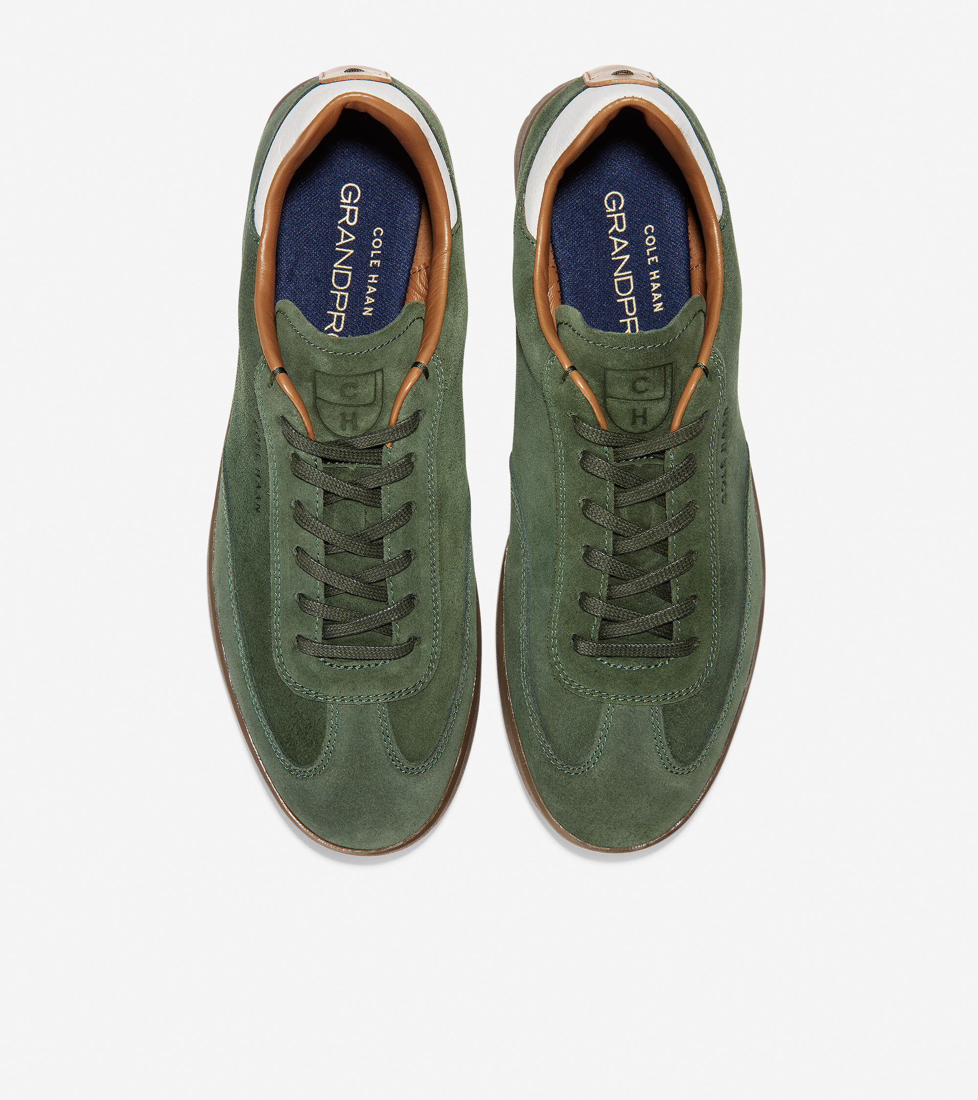 Olive Green Suede | Cole Haan