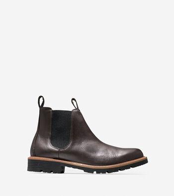 Grantland Waterproof Chelsea Boot