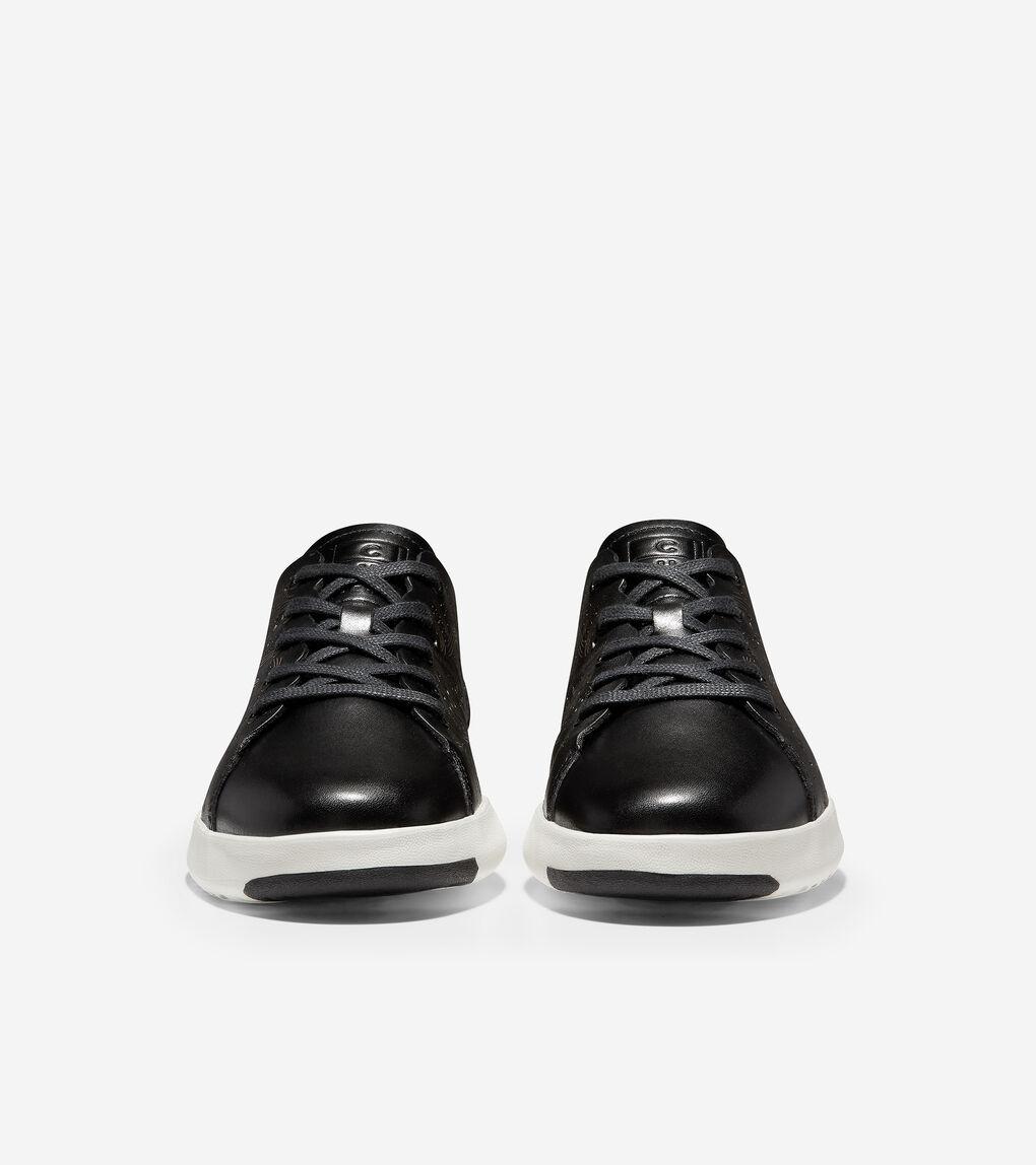 WOMENS GrandPrø Tennis Laser Cut Sneaker