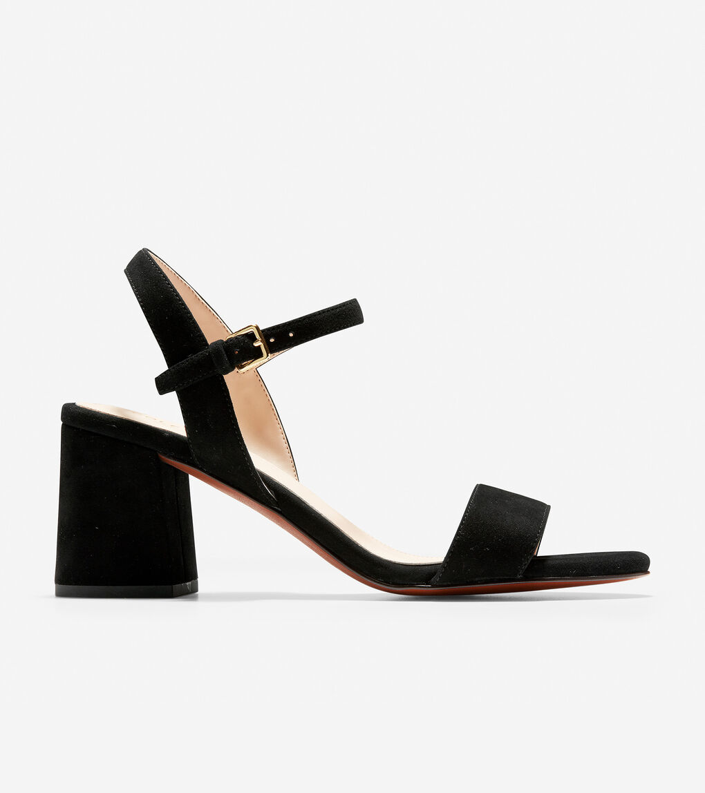 Womens Josie Block Heel Sandal (65mm)