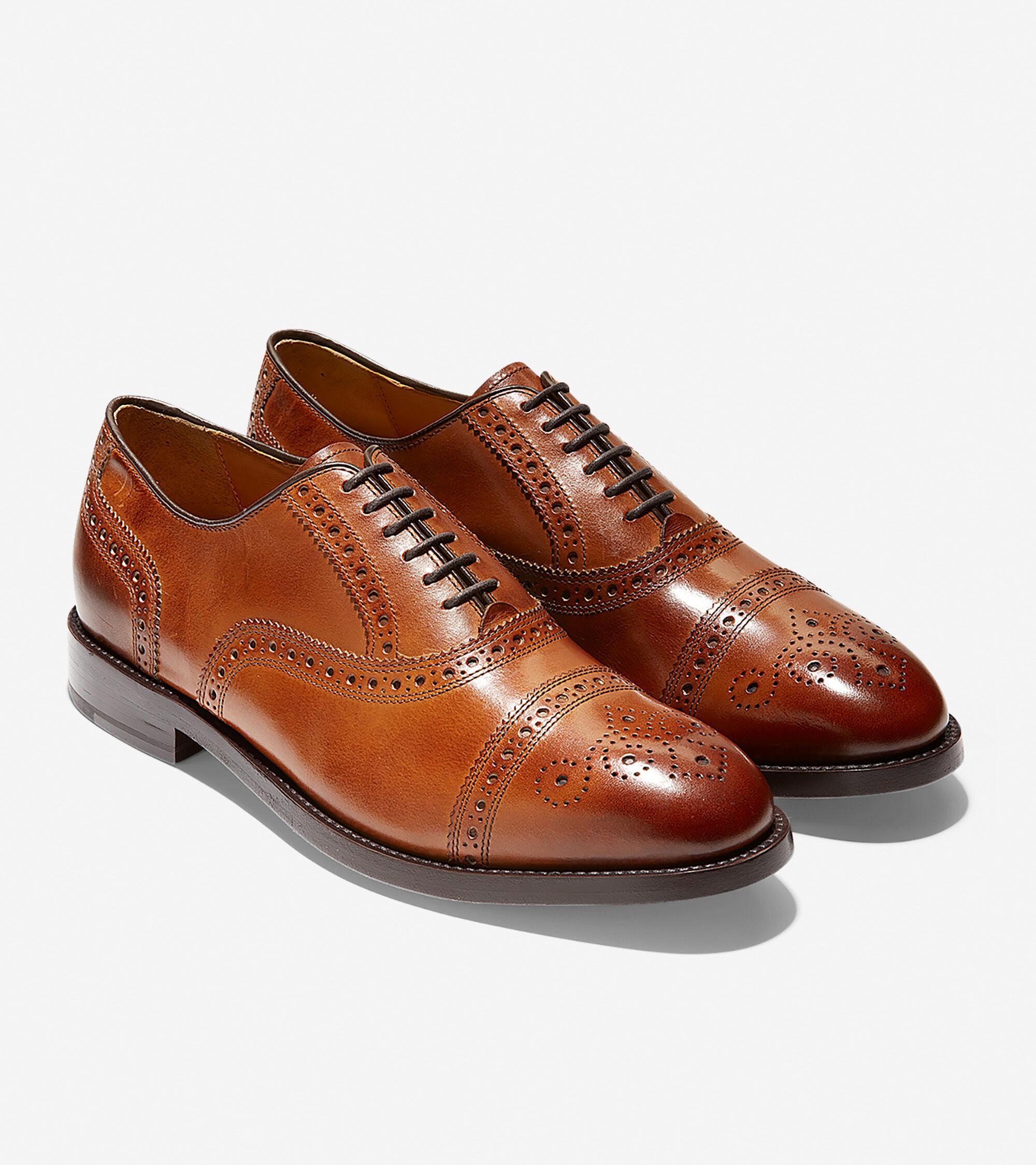 eae97ec54 ... Cole Haan American Classic Kneeland Brogue Cap Toe Oxford ...