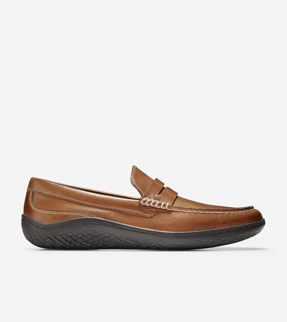 Loafers & Drivers > Motogrand Traveler Moc Penny Loafer