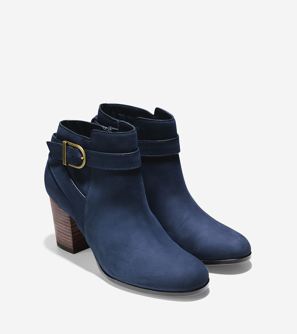Womens Cassidy Strap Bootie (70mm)