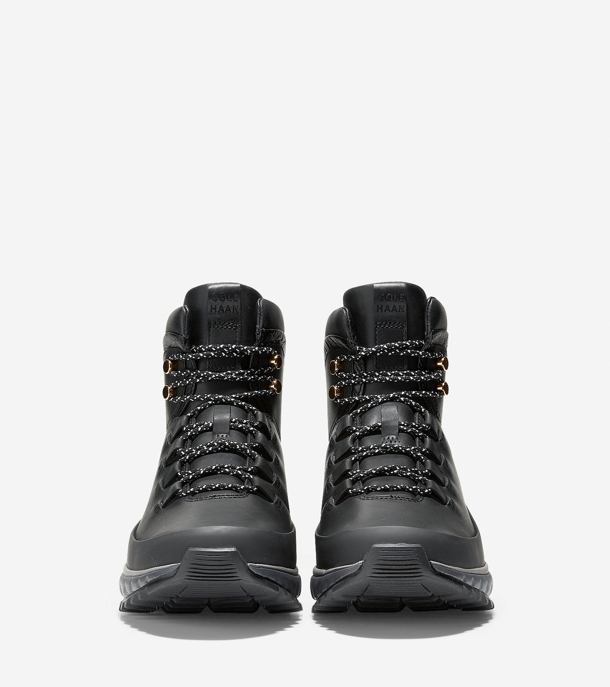 2427a65d4b4 Men s ZEROGRAND All-Terrain Waterproof Hiker Boots in Black