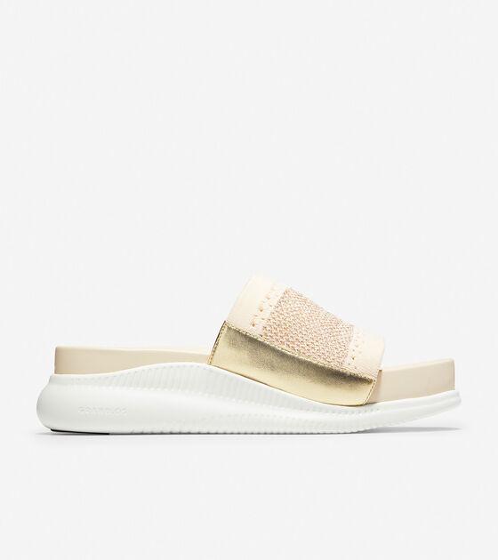 Sandals > Women's 2.ZERØGRAND Slide Sandal with Stitchlite™