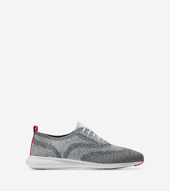 Women's 2.ZERØGRAND x Staple Oxford with Stitchlite™