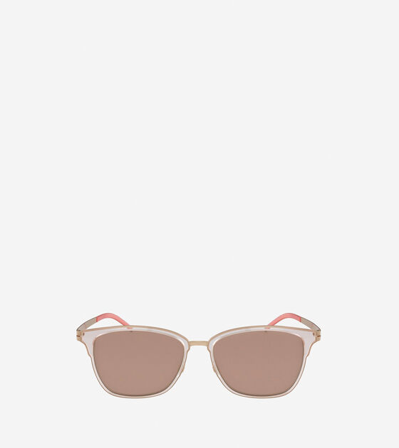 Accessories > StudiøGrand Rectangle Sunglasses