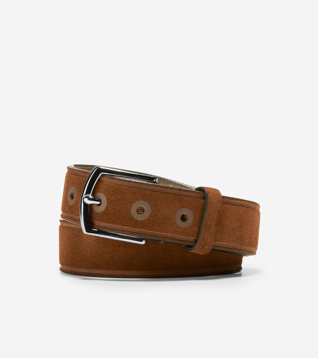 MENS Cut Edge 32mm Belt