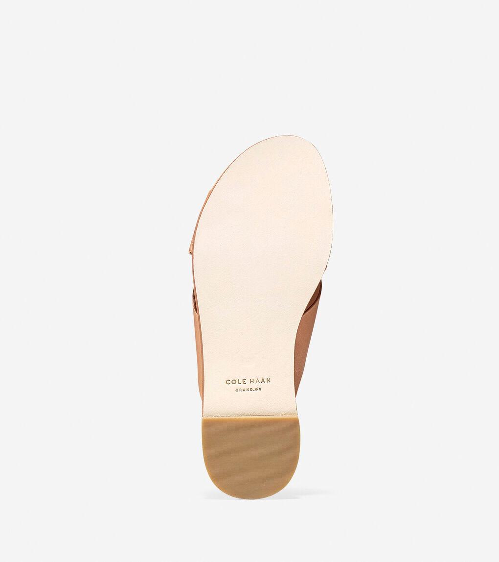 Womens Anica Criss Cross Sandal