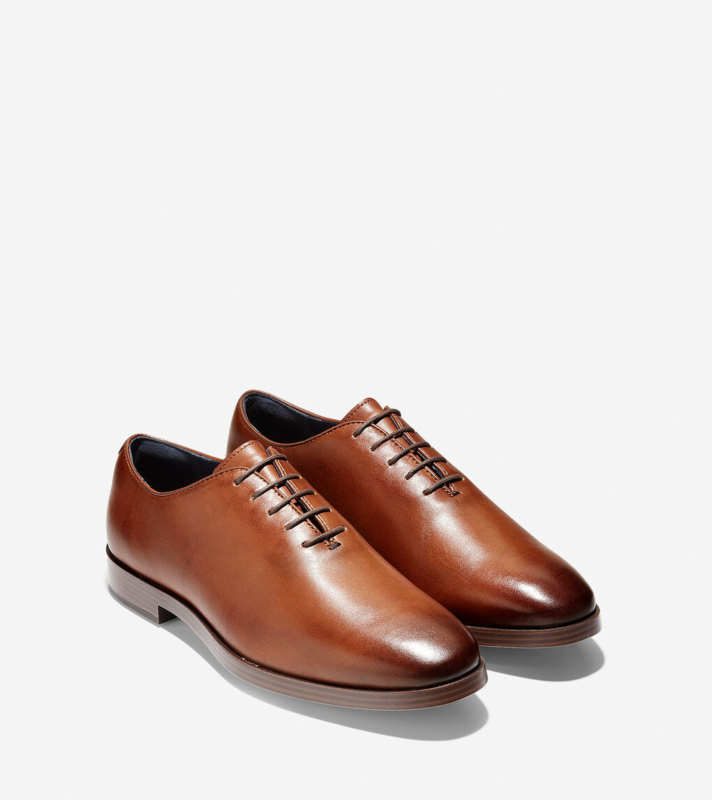Mens Jefferson Grand Wholecut Oxford