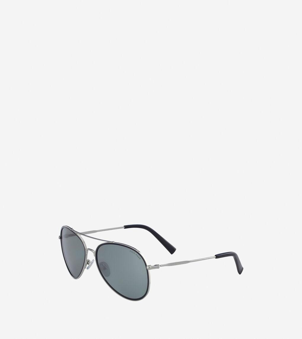 Womens Grand Aviator Sunglasses