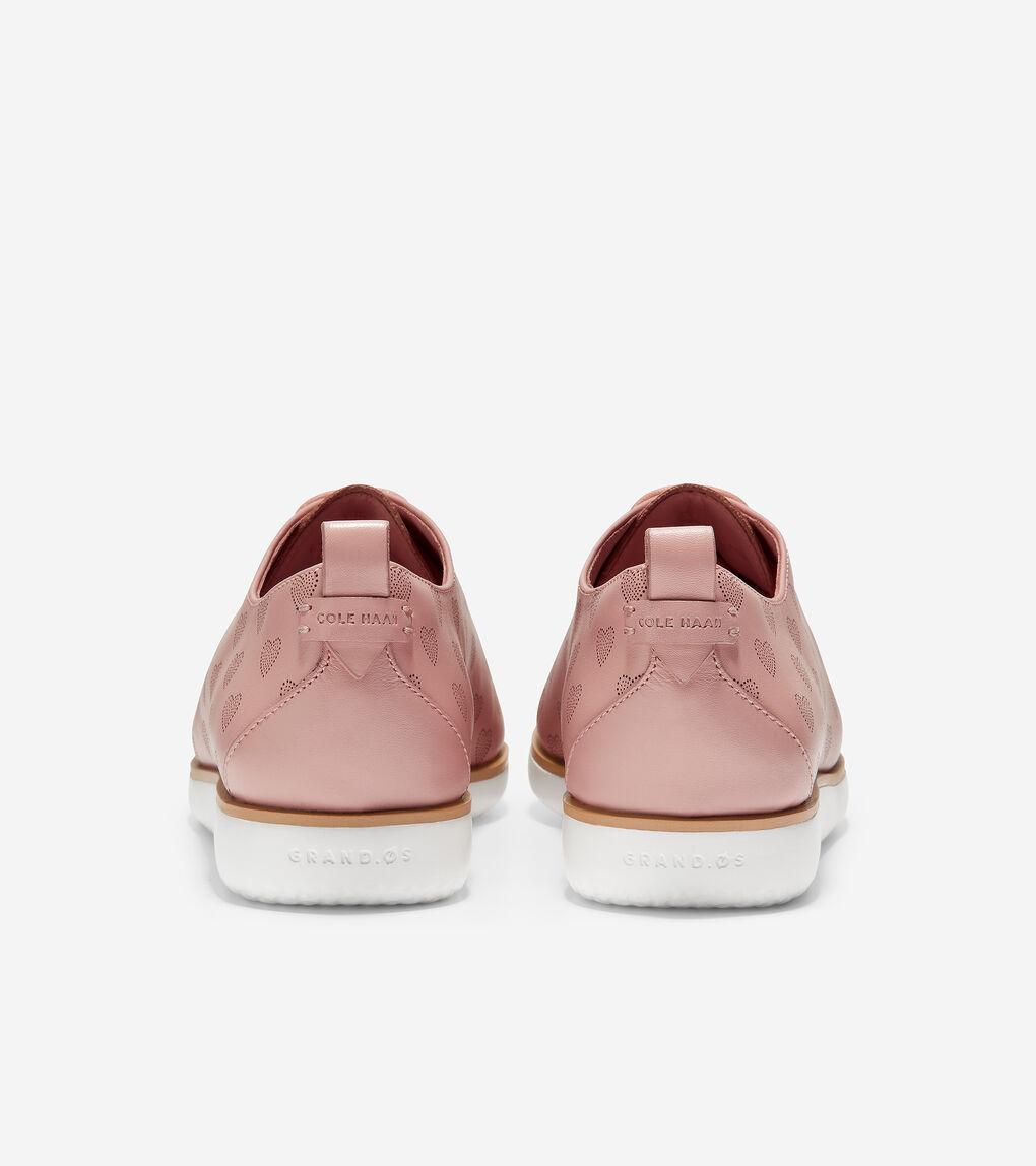 Womens Cole Haan x Rodarte Lace Up Sneaker
