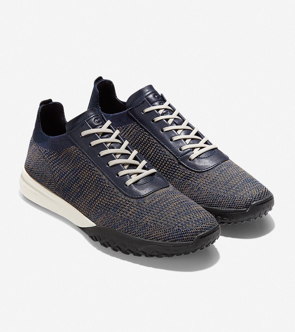 Mens GrandPrø Trail Sneaker