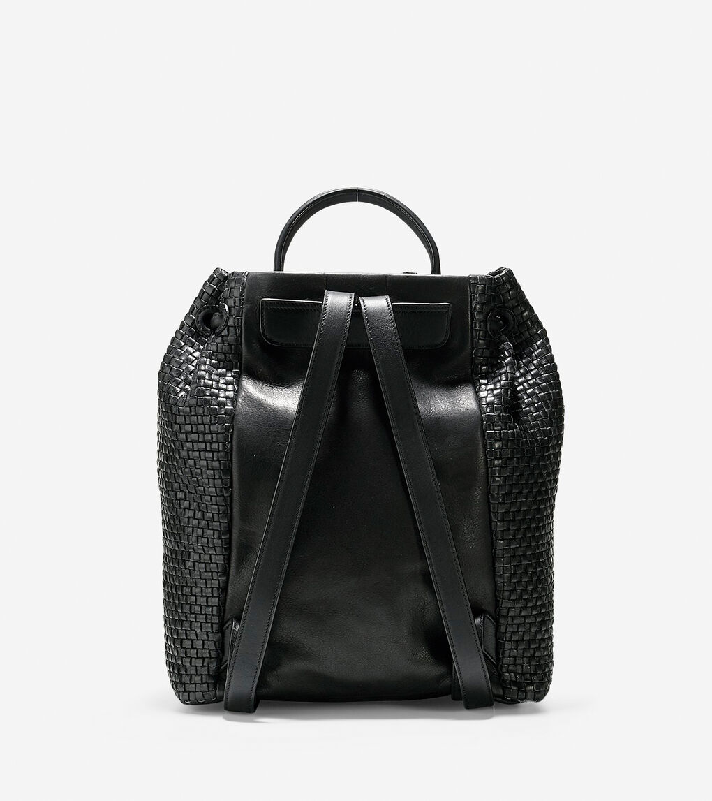 Womens Bethany Weave Backpack