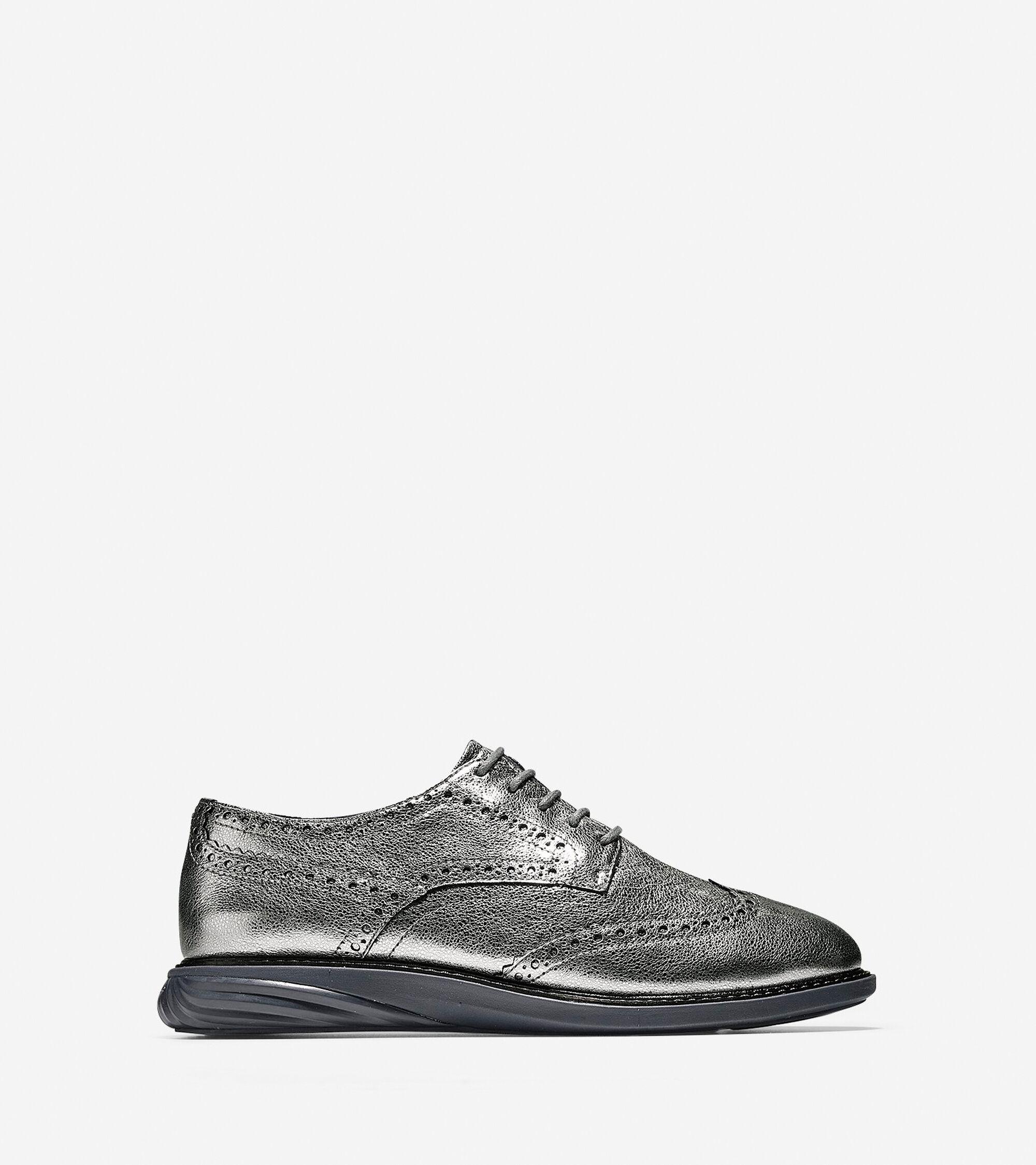 Cole Haan Women's GrandEvolution Wingtip Oxford Shoes