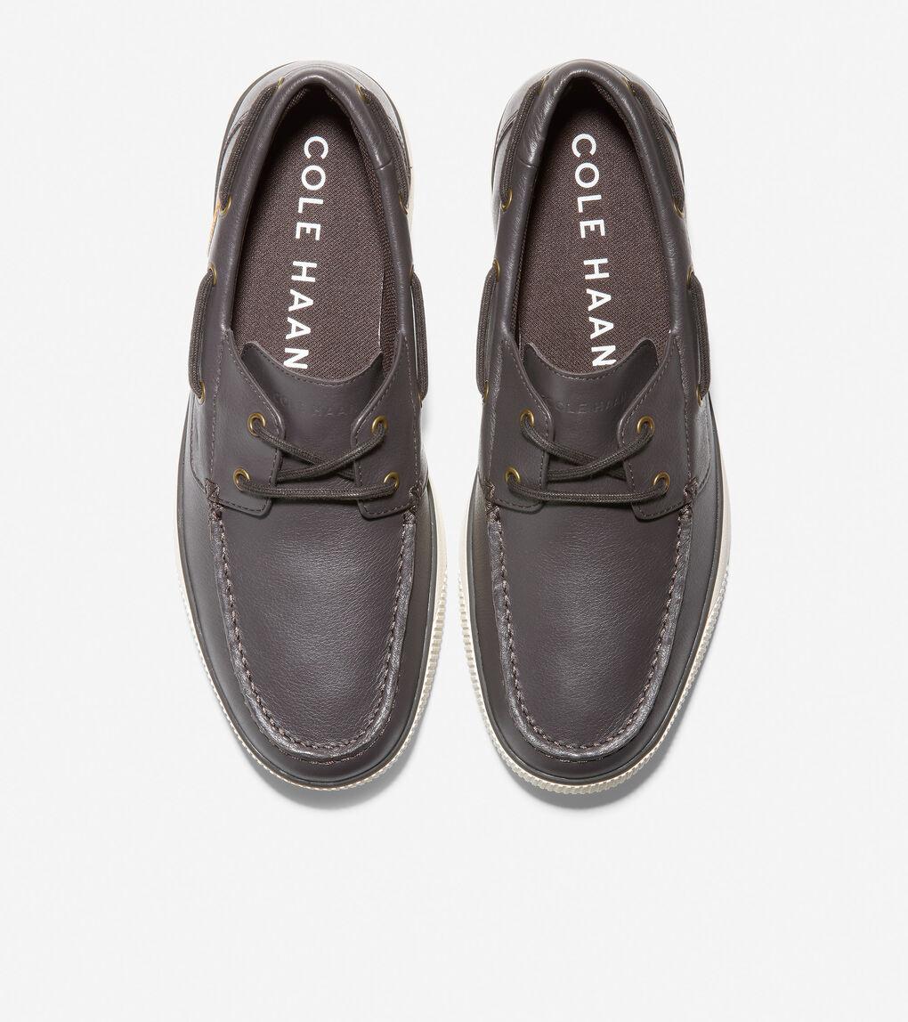 MENS Nantucket Boat Shoe