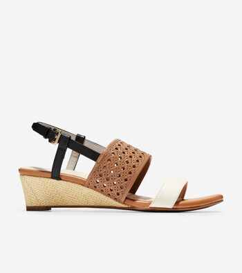 Annabel Grand Wedge Sandal