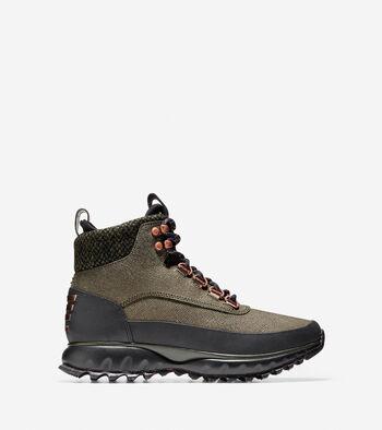 Women's ZERØGRAND All-Terrain Waterproof Hiker Boot