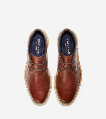 Tyler Grand Chukka