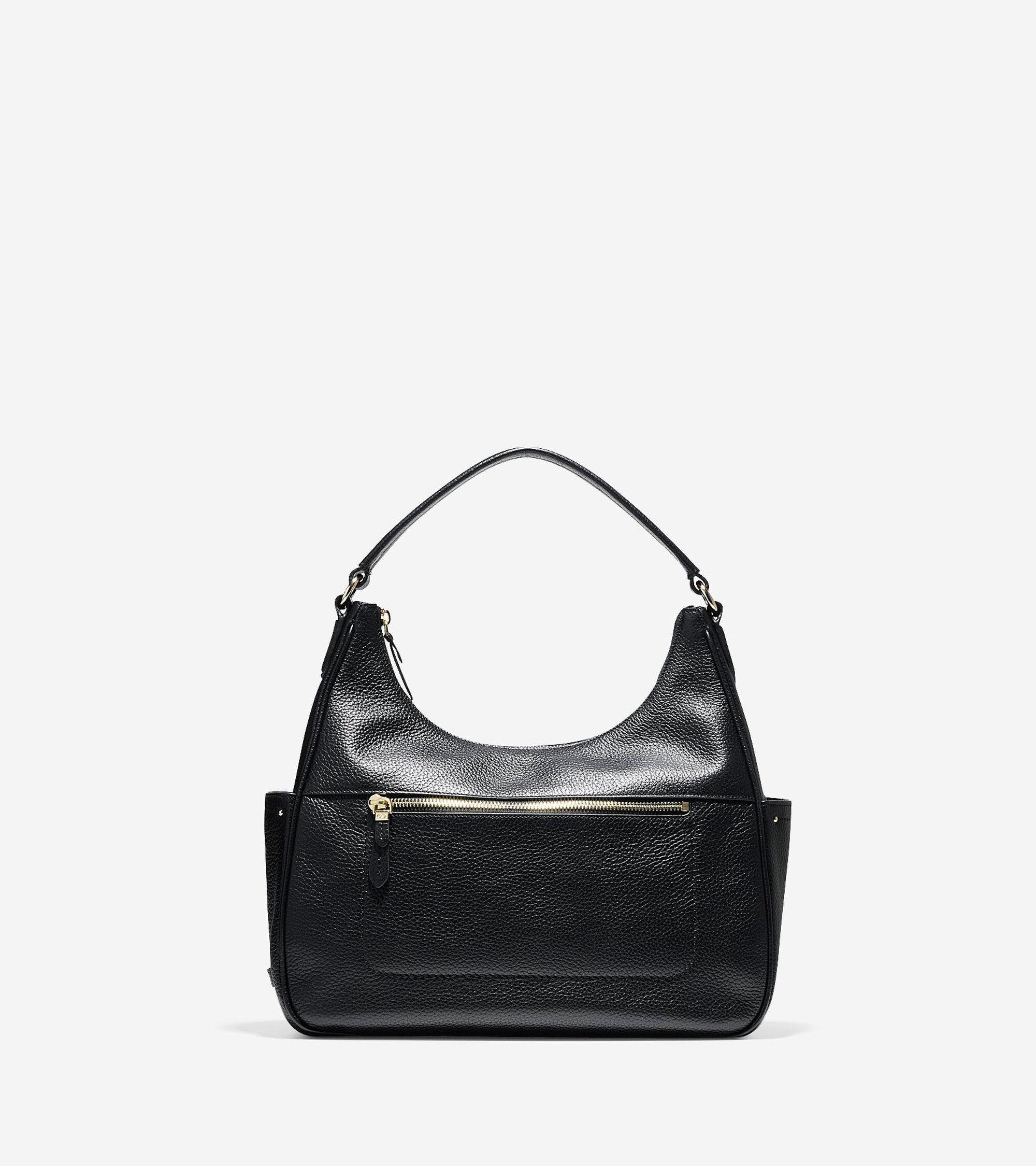 2bffae057f Tali Hobo in Black   Womens Handbags