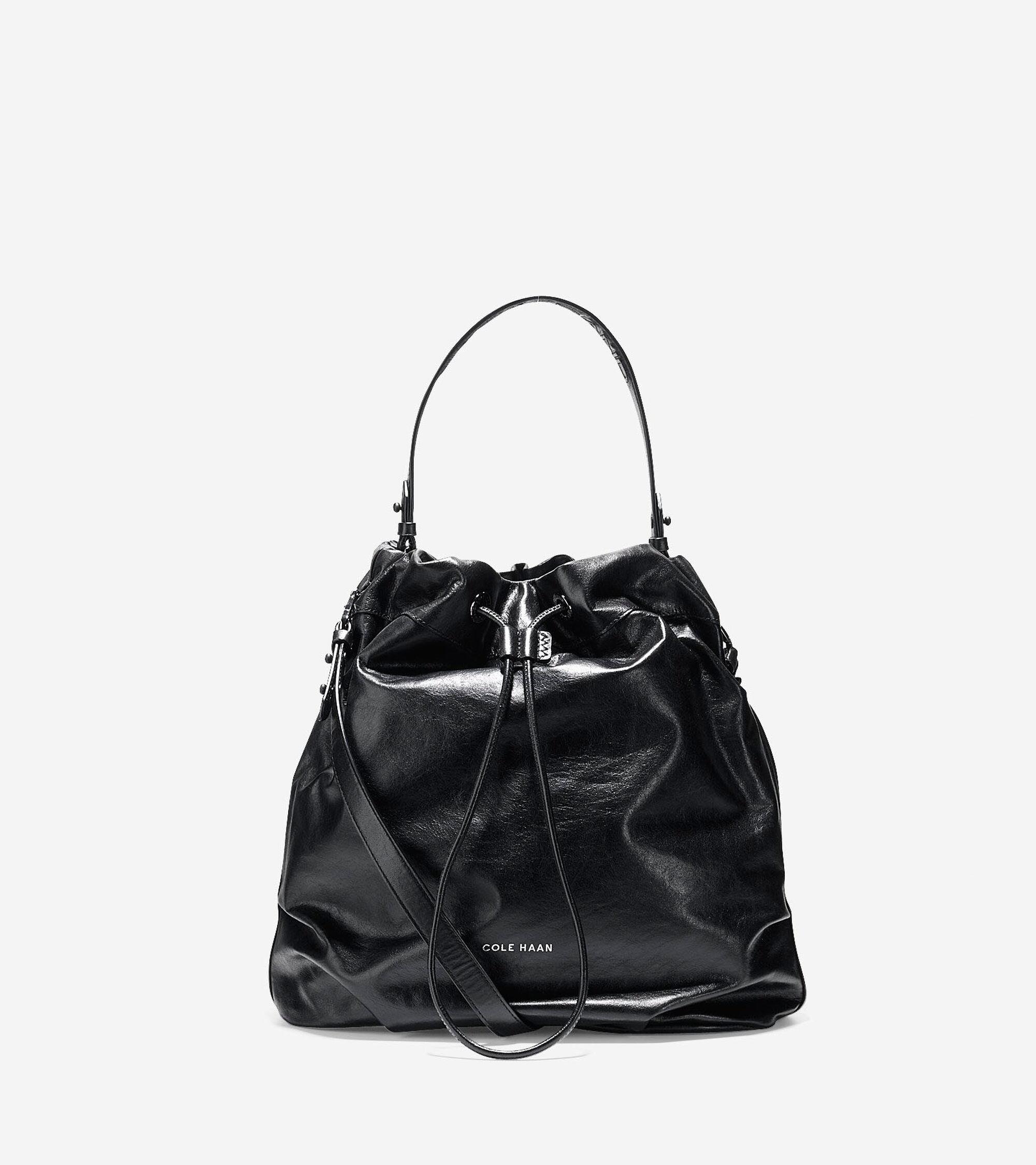 Stagedoor Leather Small Studio Bag