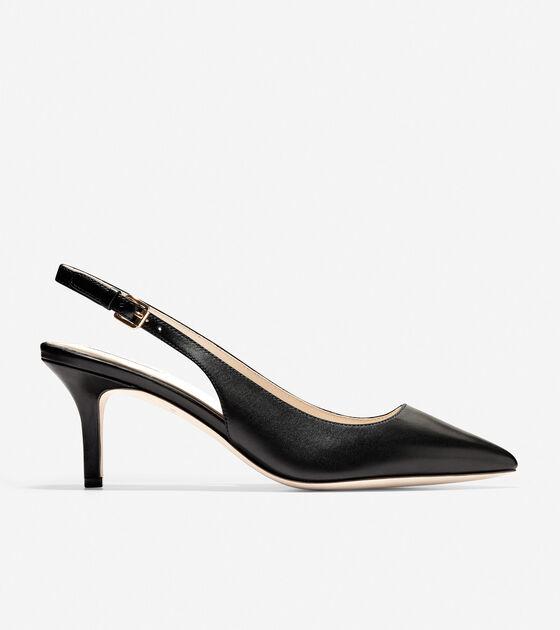 Heels & Wedges > Vesta Slingback Pump (65mm)