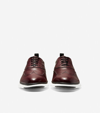 Men's 3.ZERØGRAND Wingtip Oxford
