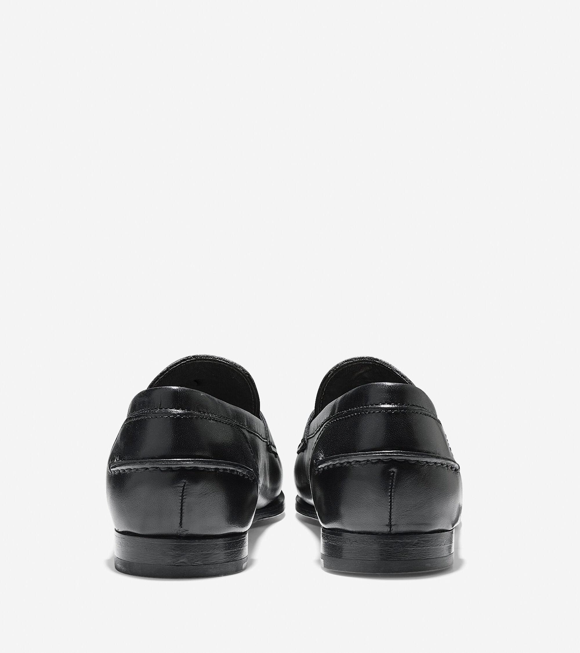 7a8da3d1fe3 Women s Pinch Grand Penny Loafers in Black