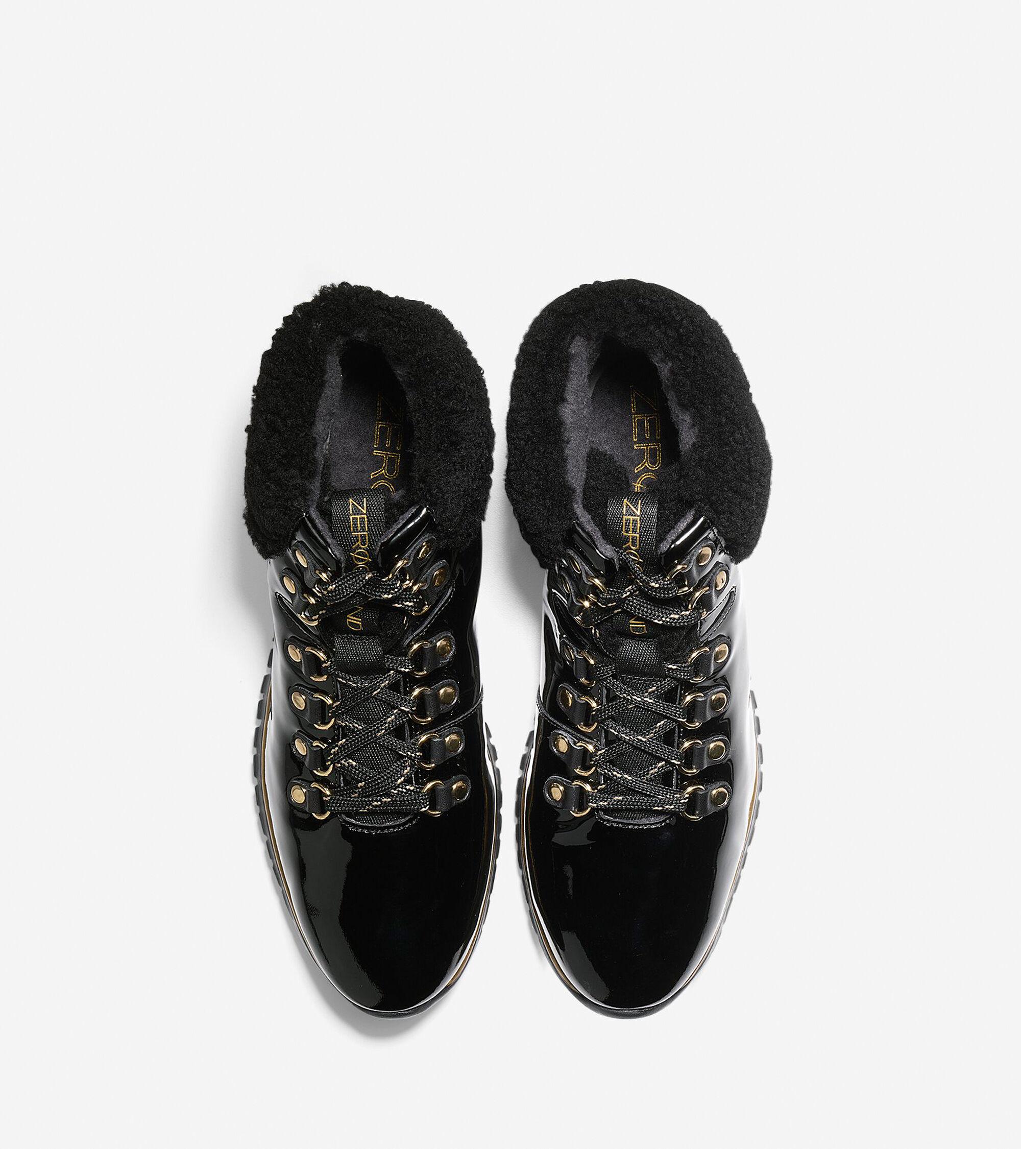 8f48dae2631d Women s ZEROGRAND Waterproof Hiker Boots in Black