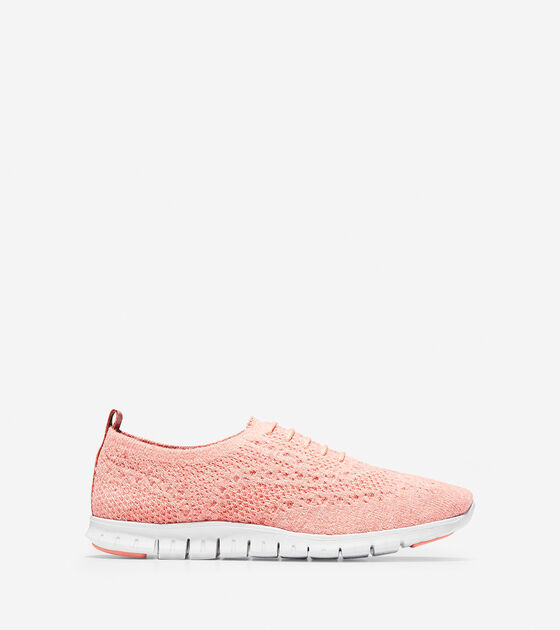 Shoes > Women's ZERØGRAND Oxford With Stitchlite™ Wool