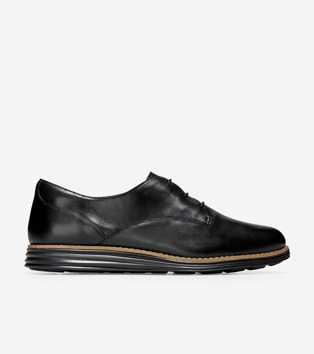 Womens ØriginalGrand Plain Oxford