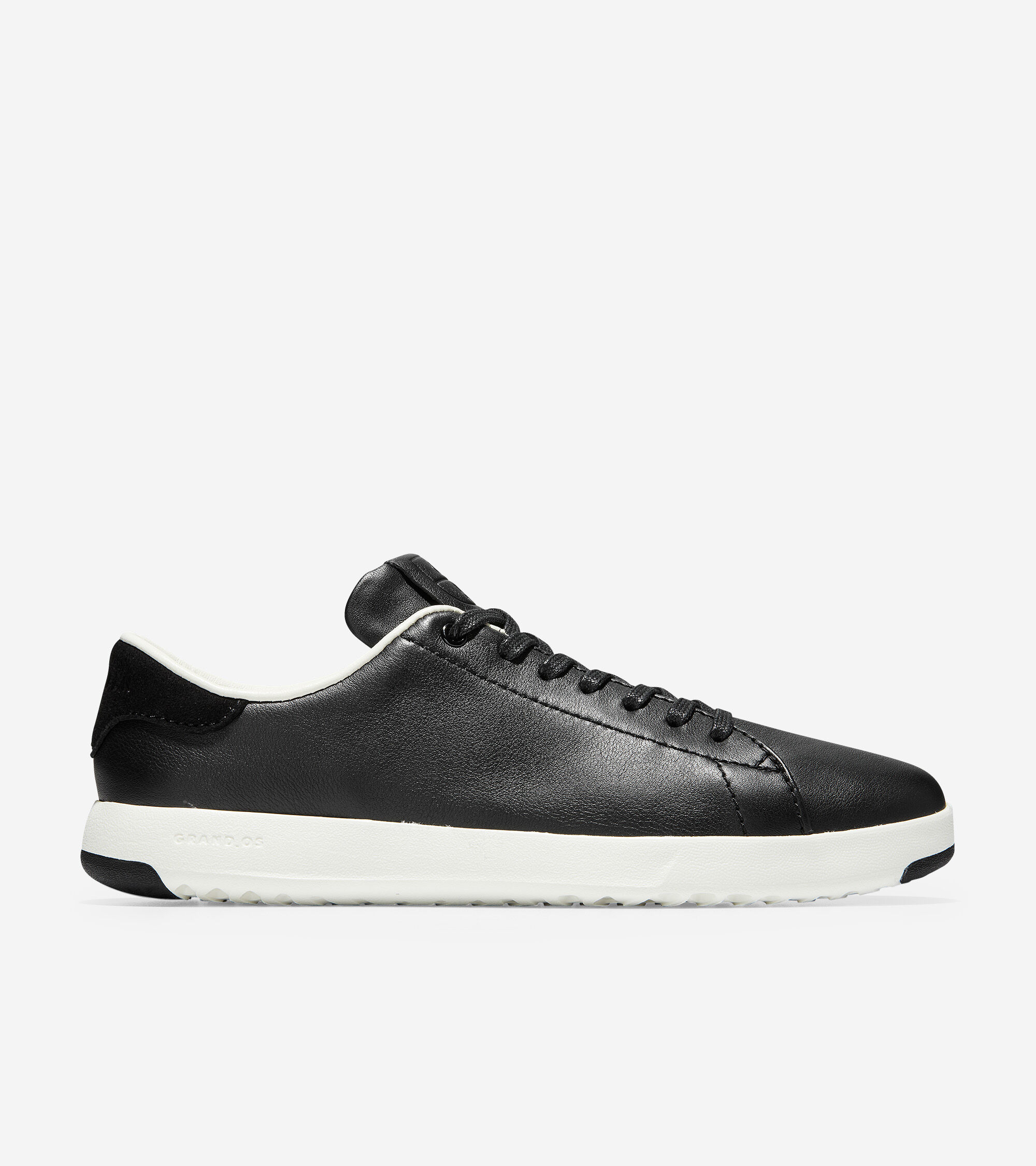 d63bff24c069 GrandPro Tennis Sneakers in Black-Optic White