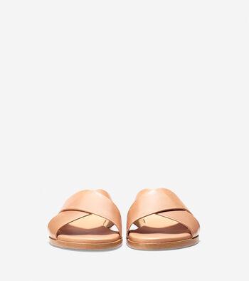 Anica Criss Cross Sandal