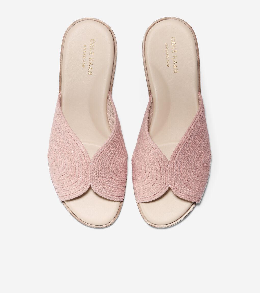 Womens Ansley Slide Sandal