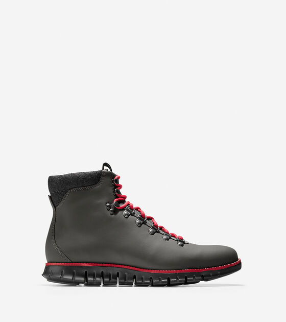 Shoes > Men's ZERØGRAND Water Resistant Hiker Boot