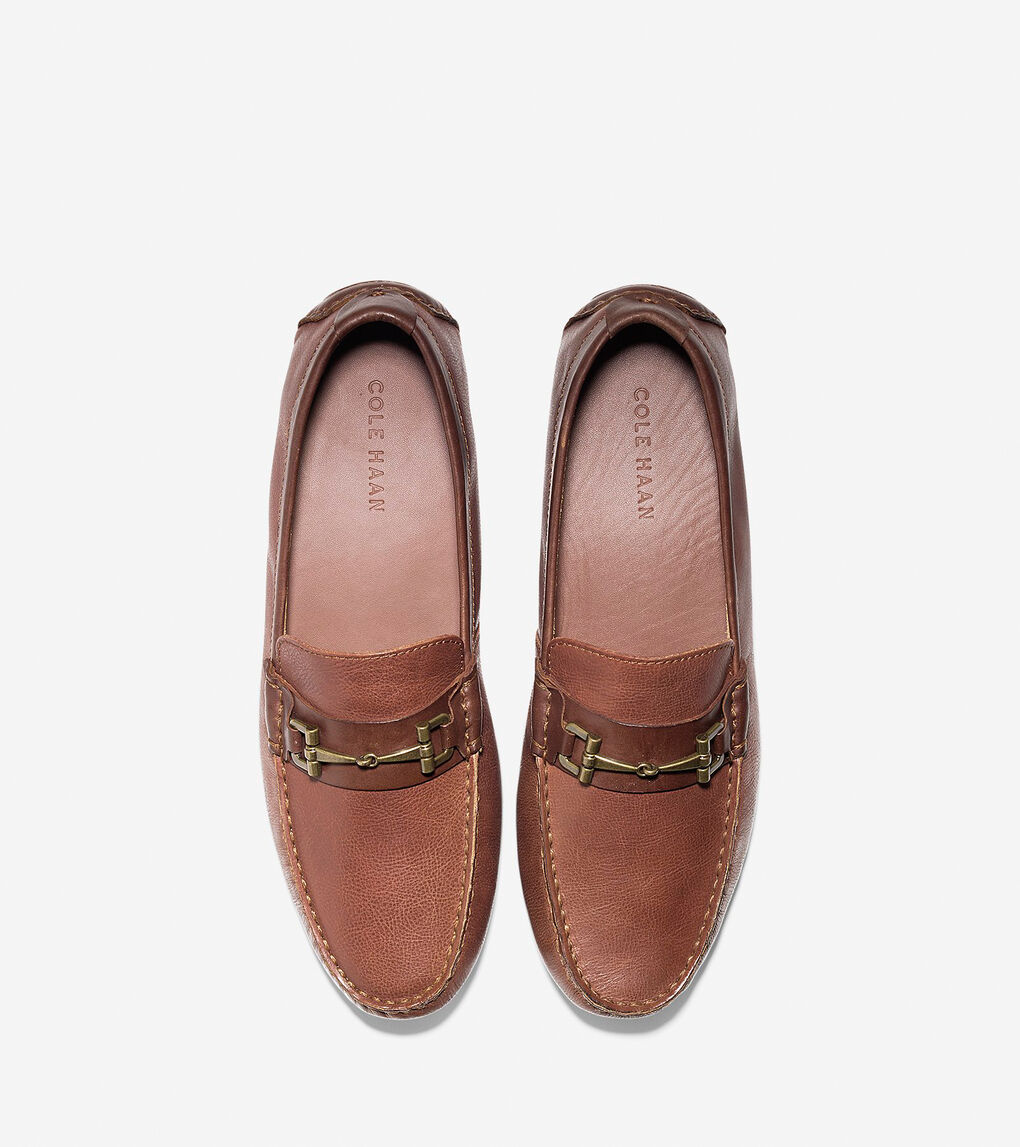 Mens Somerset Link Bit Loafer