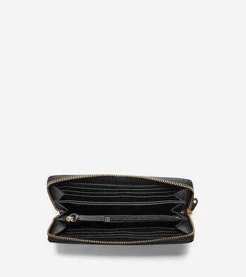Benson Continental Zip Wallet