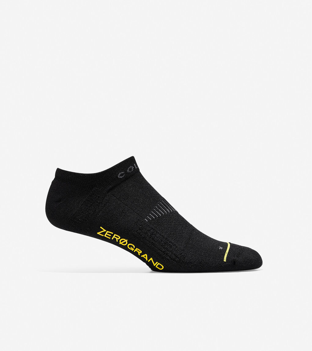 Mens ZERØGRAND Low Cut Socks