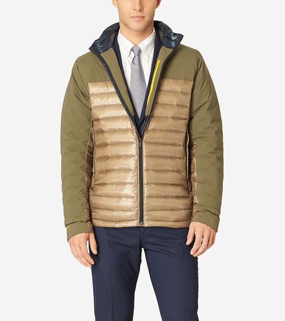 Accessories & Outerwear > ZERØGRAND Commuter Jacket
