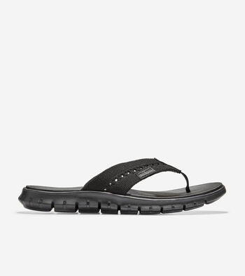 Men's ZERØGRAND Thong sandal with Stitchlite™