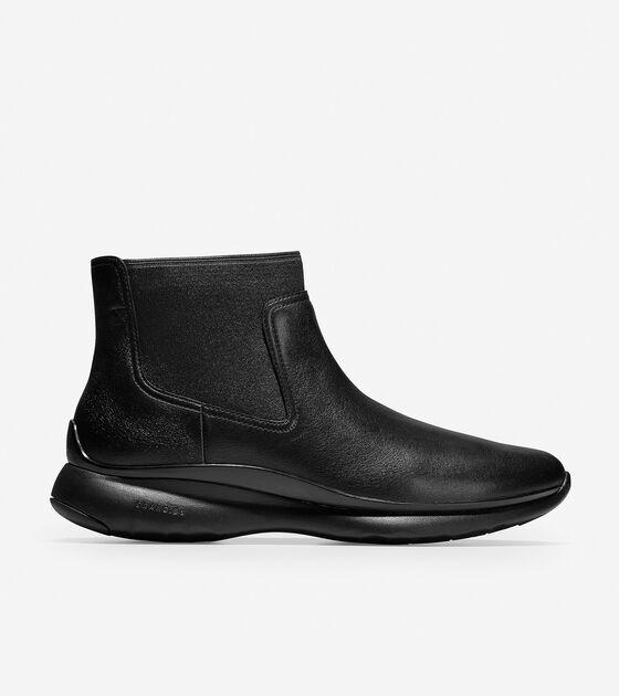 5d3790c6c9b Women s 3.ZEROGRAND Waterproof Chelsea Boots in Black