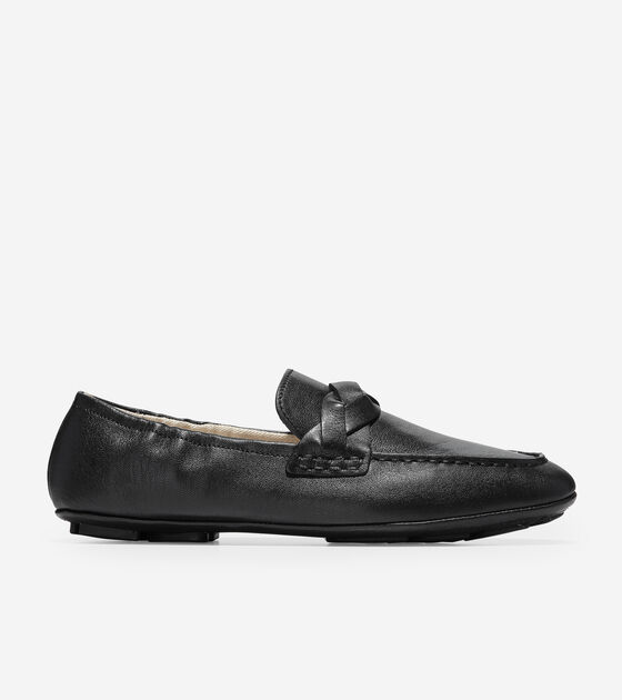 Loafers & Drivers > Odette Driverina Braided Flat