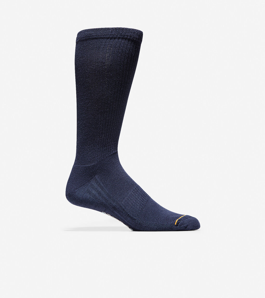 Mens Grand.ØS Multi-Solid Crew Socks