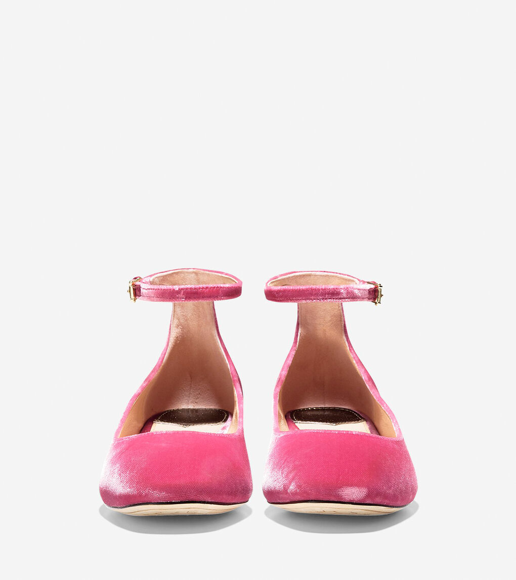 Womens Collection Ballet Flat