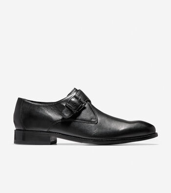 Williams Monk Strap Oxford