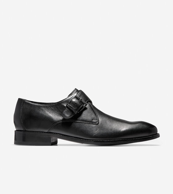 Shoes > Williams Monk Strap Oxford