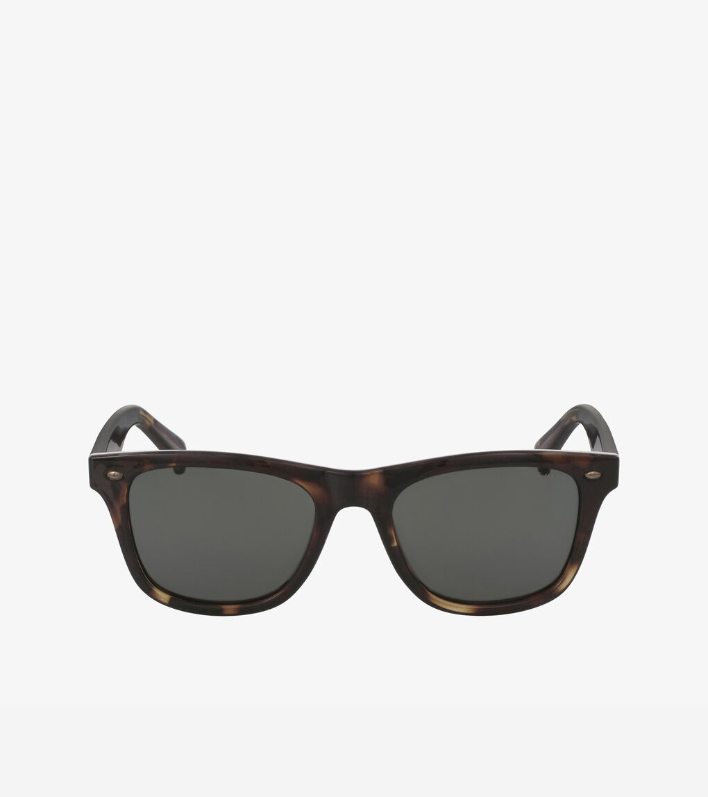 Mens Classic Square Sunglasses